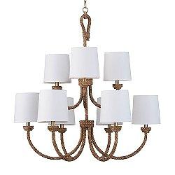Bimini 2-Tier Chandelier