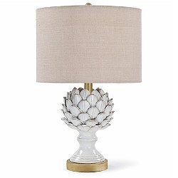 Leafy Artichoke Table Lamp