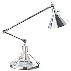 Glass Funnel Beaker Task Lamp