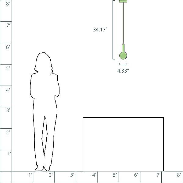 Ballino Mini Pendant Light