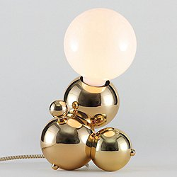Bubbly 01-Light Large Table Lamp