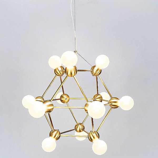 Lina 12-Light Small Chandelier