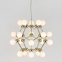 Lina 20-Light Small Chandelier