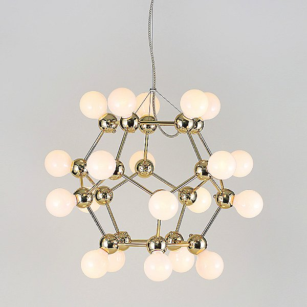 Lina 20-Light Small Chandelier