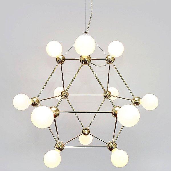 Lina 12-Light Large Chandelier