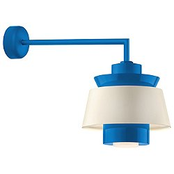 Aero Multi-Shade LED Indoor/Outdoor Wall Sconce