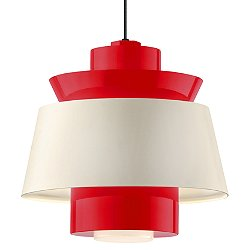 Aero Multi-Shade LED Indoor/Outdoor Pendant