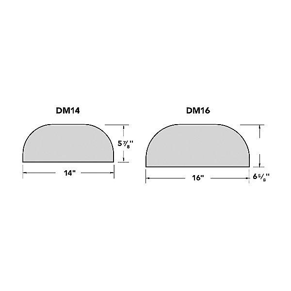 Dome Outdoor Pendant