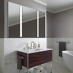 InLine Vertical Bath Light