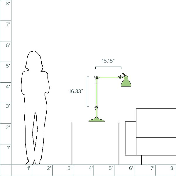 Luxy T2 Table Lamp