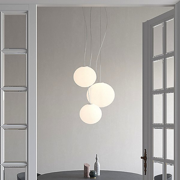 Flow Glass Pendant Light