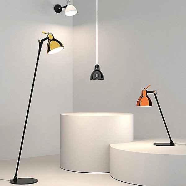 Luxy Glam Floor Lamp