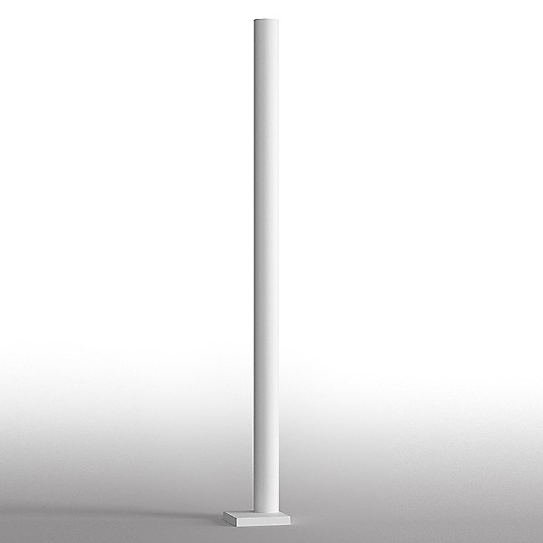 Ciminiere d'Italia Round LED Floor Lamp