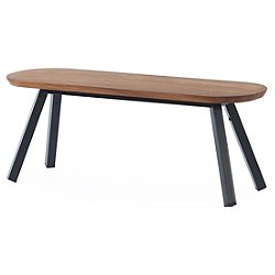 You and Me Indoor/Outdoor Bench