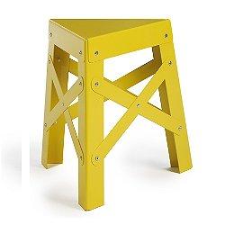 Eiffel Aluminum Stool