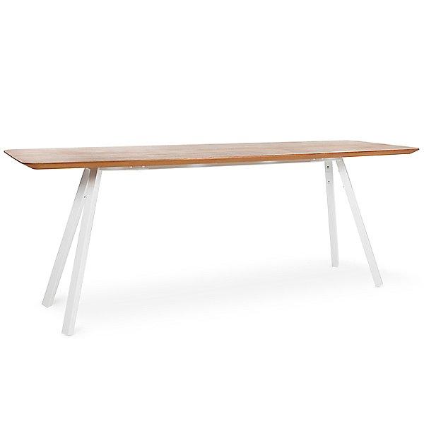 B Around Rectangular Table