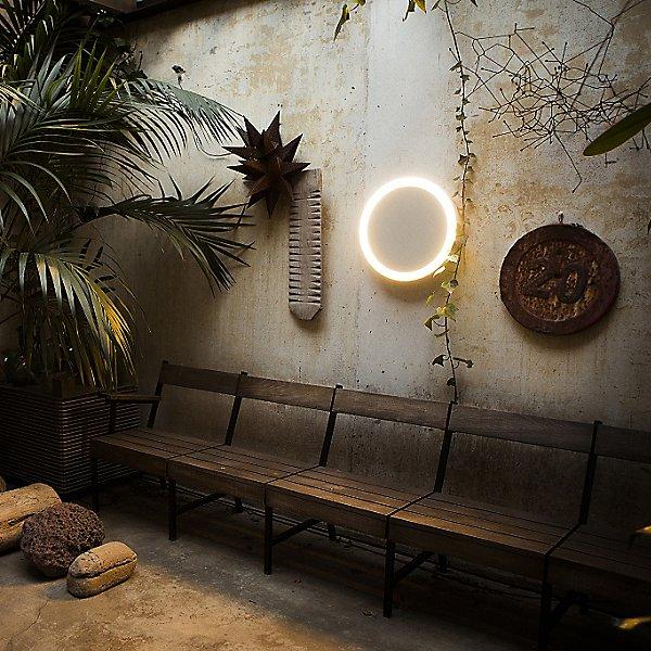 Amigo LED Medium Indoor Outdoor Ceiling Light