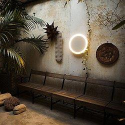 Amigo LED Medium Indoor Outdoor Ceiling Light - OPEN BOX RETURN