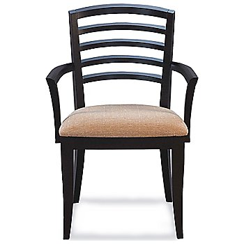 Model 27 Upholstered Armchair front view