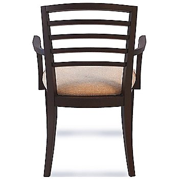 Model 27 Upholstered Armchair Back view