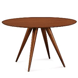 Iris Round Maple Dining Table