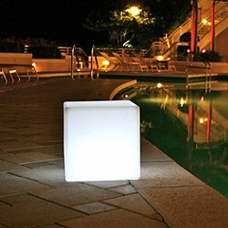 Cube Sharp L LED Indoor / Outdoor Lamp