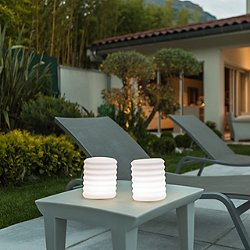 Lampion Bluetooth Indoor/Outdoor LED Table Lamp