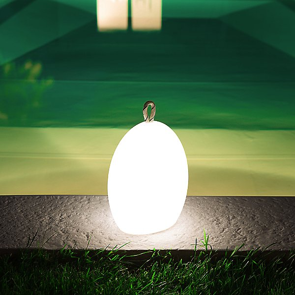 Amande Bluetooth Cord Indoor/Outdoor LED Table Lamp