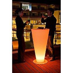 UP Illuminated LED Bar Table