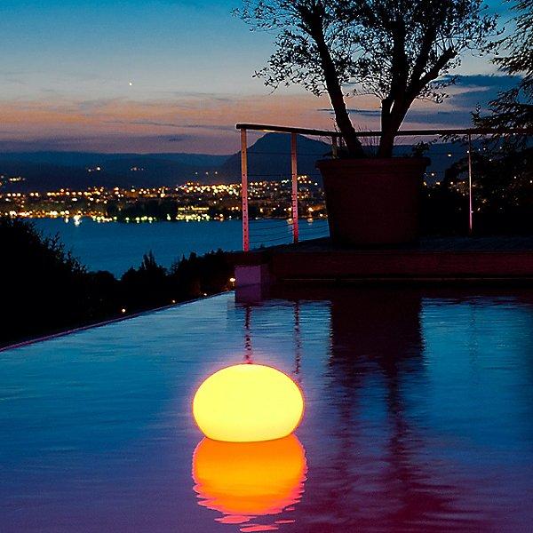 Flatball XXS Floating LED Indoor / Outdoor Lamp