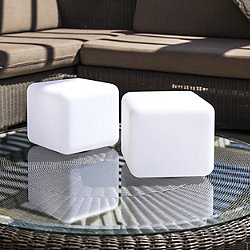Dice S Bluetooth LED Indoor/Outdoor Lamp