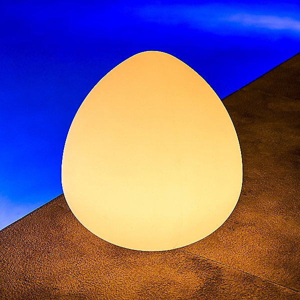 Rock Bluetooth LED Indoor/Outdoor Lamp