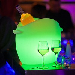 So Fresh LED Indoor / Outdoor Ice Bucket