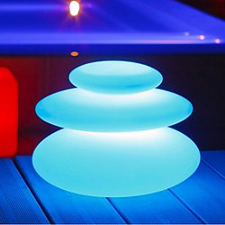 Zen Floating Bluetooth LED Indoor/Outdoor Lamp