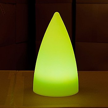 15-Inch / illuminated static color mode green