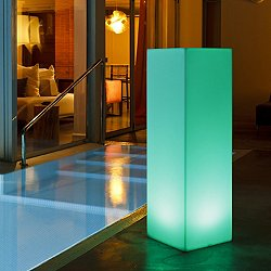 Slim Block L LED Indoor / Outdoor Lamp