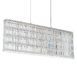 Quantum Blocks Thin Linear Suspension Light