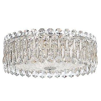 Antique Silver finish / Swarovski Crystal Type