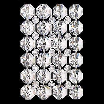 Clear SWAROVSKI ELEMENTS Crystal
