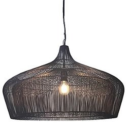 Moire Factory Pendant Light