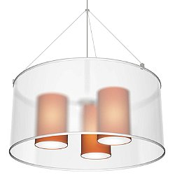 Three In One Pendant Light