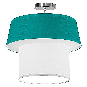 Shown in Silk Turquoise shade