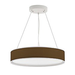 Kevin LED Drum Pendant Light