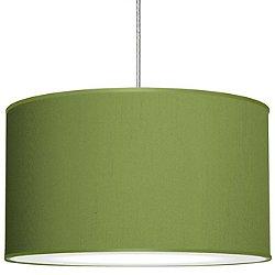 Thao Pendant Light (Silk Verde/20 inch) - OPEN BOX RETURN
