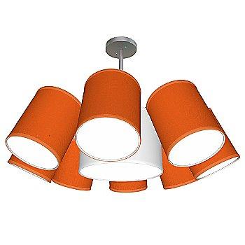 Silk Orange Shade color