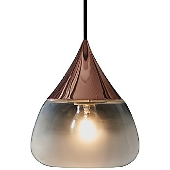 Shown in Copper, Medium size