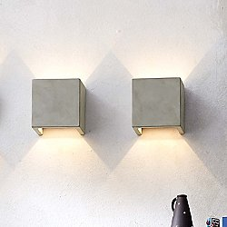 Castle S Outdoor LED Wall Sconce