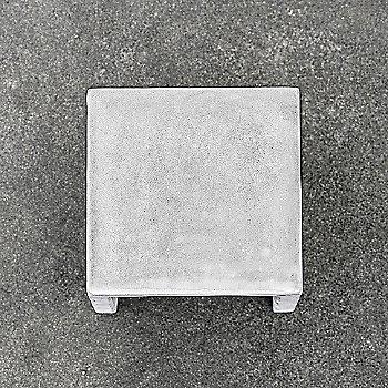 Concrete Gray finish, not illuminated