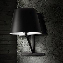 Concom Wall Light (Matte Black) - OPEN BOX RETURN