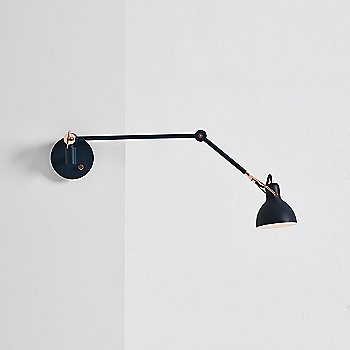 Laito Gentle Swing Arm Wall Sconce